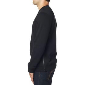 Fox Refract DWR Crew Fleece Pullover Men black